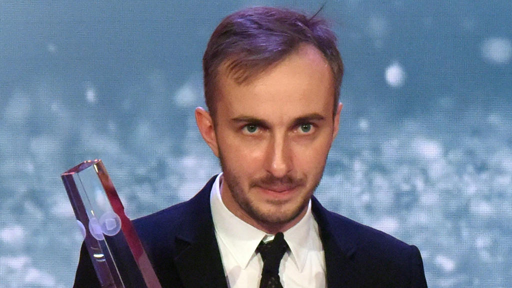 Jan Böhmermann besucht Seth Meyers´ US-Late-Night-Show