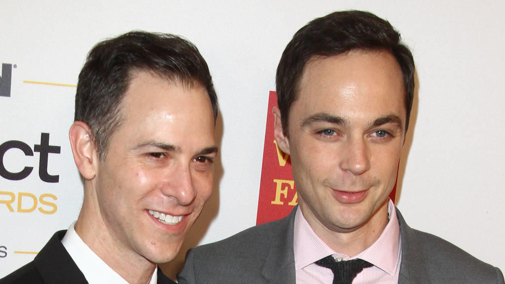 Jim Parsons hat geheiratet