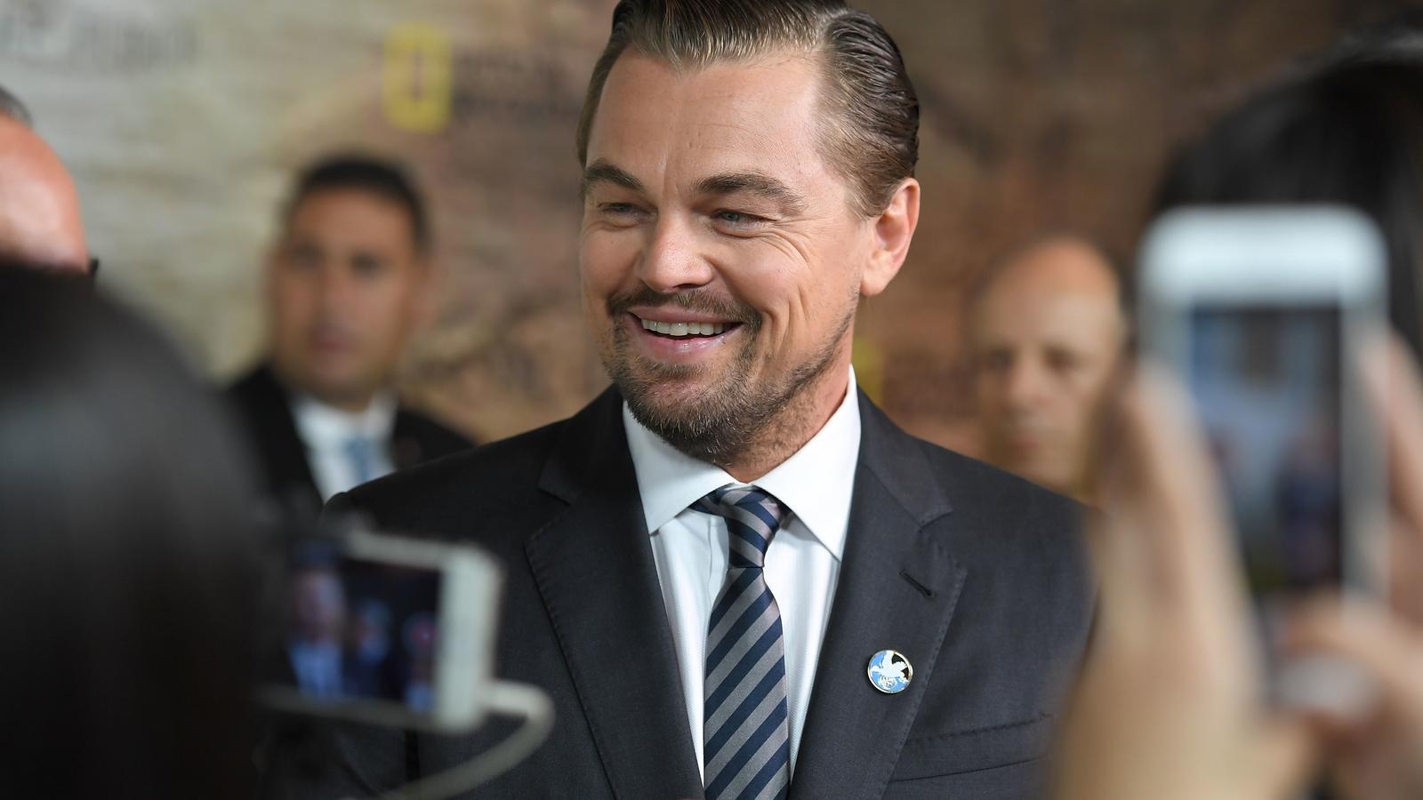 Leonardo DiCaprio gibt dem nächsten Model einen Laufpass