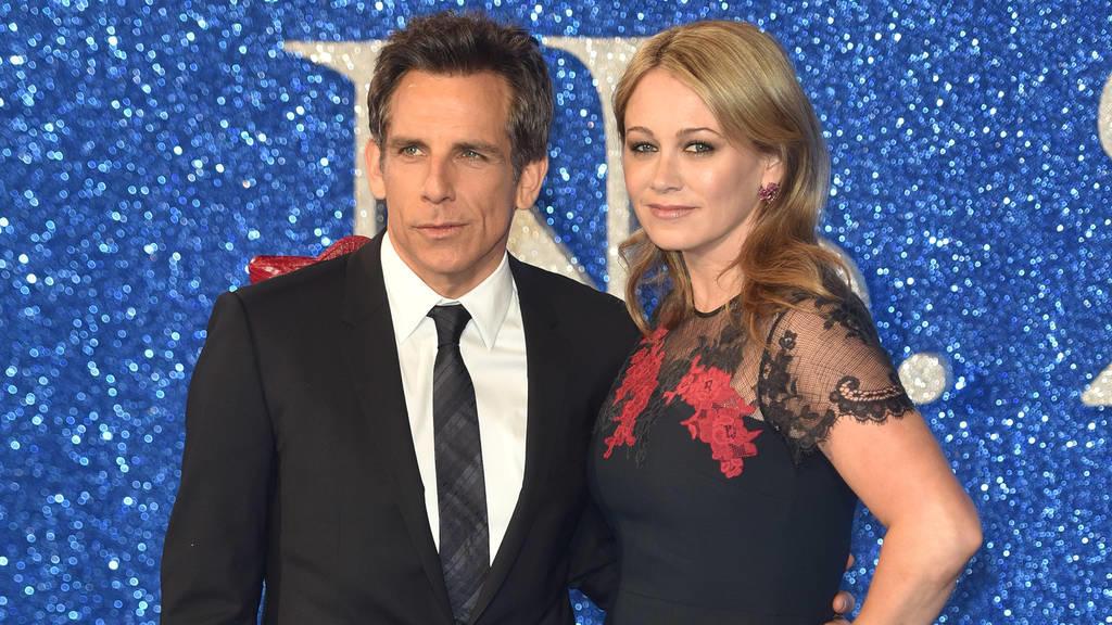 Leute Film USA: Ben Stiller und Christine Taylor: Trennung nach 17 Ehejahren