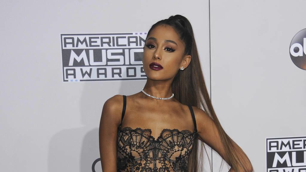 Ariana Grande bei Benefiz-Konzert in Manchester
