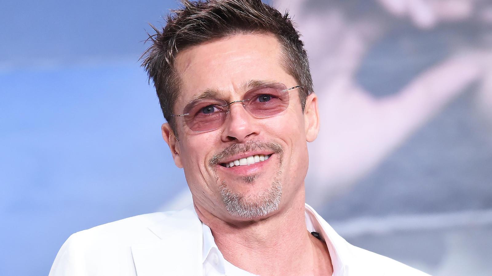 Brad Pitt tröstet Cornells Kinder mit cooler Aktion