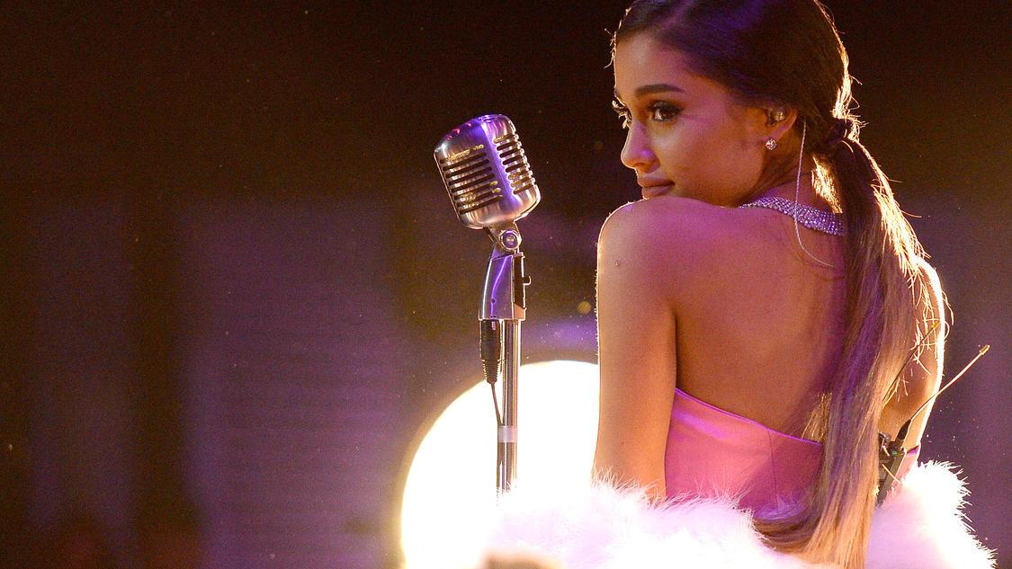 Benefizkonzert von Ariana Grande -