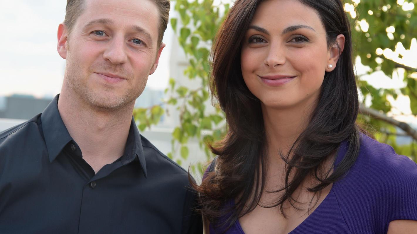 Ben McKenzie hat Morena Baccarin geheiratet