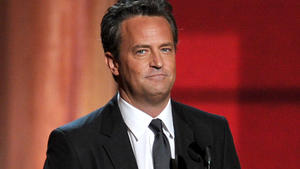 Matthew Perry bereitet eine 'Friends'-Reunion Sorgen
