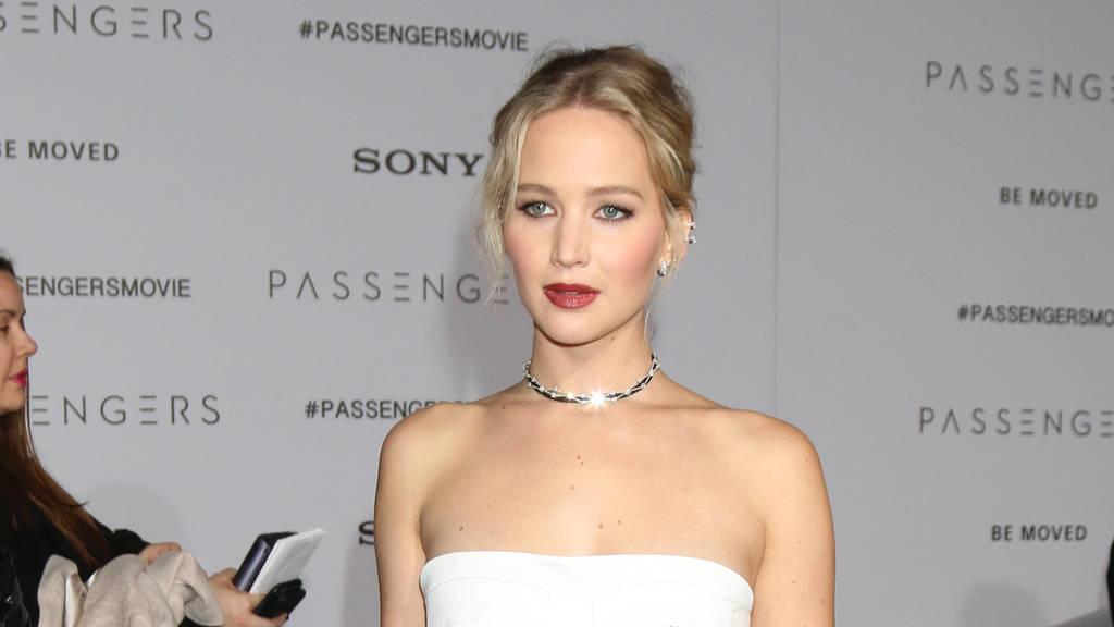 Jennifer Lawrence nach Panne sicher gelandet