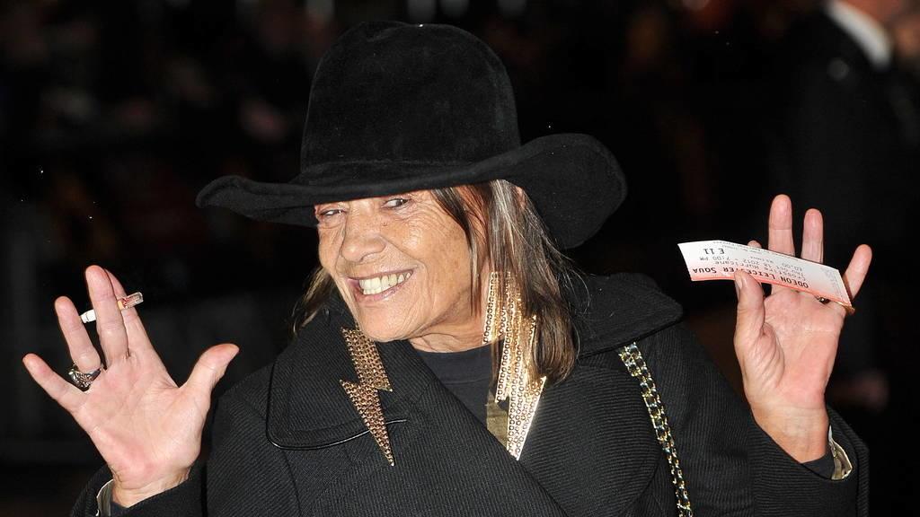 Keith Richards trauert um Anita Pallenberg