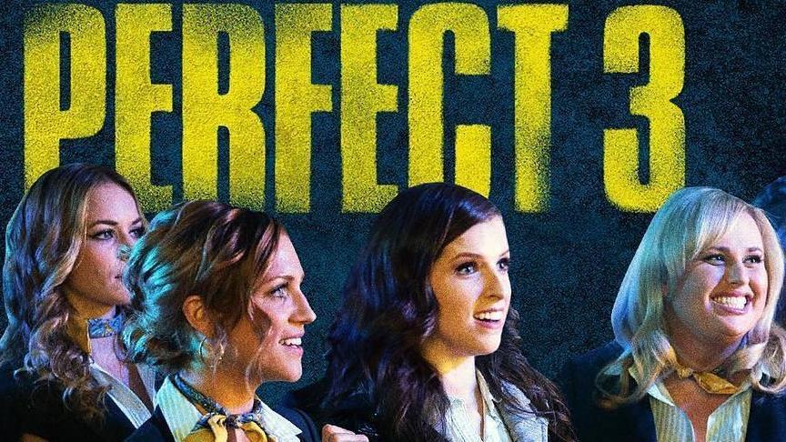 39 Pitch Perfect 3 39 Mit Rebel Wilson Exklusives 39 Behind The Scenes 39 Material Ver Ffentlicht