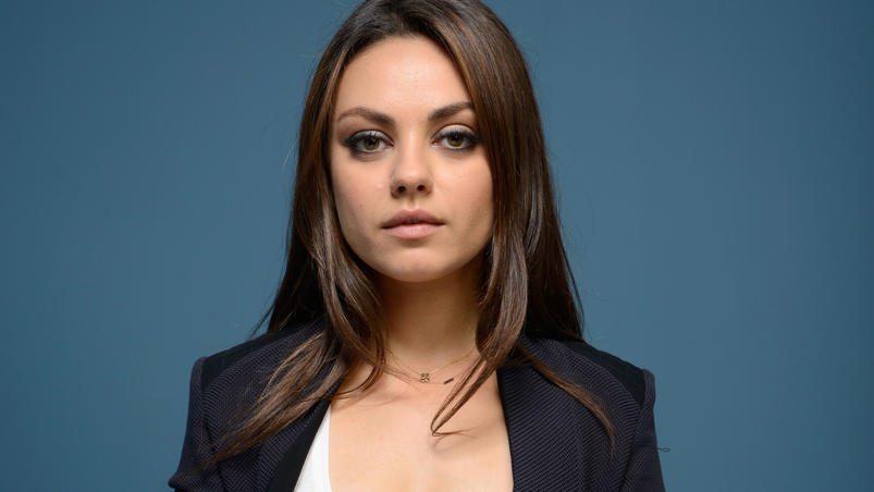 neuer look mila kunis tr gt jetzt bob. Black Bedroom Furniture Sets. Home Design Ideas