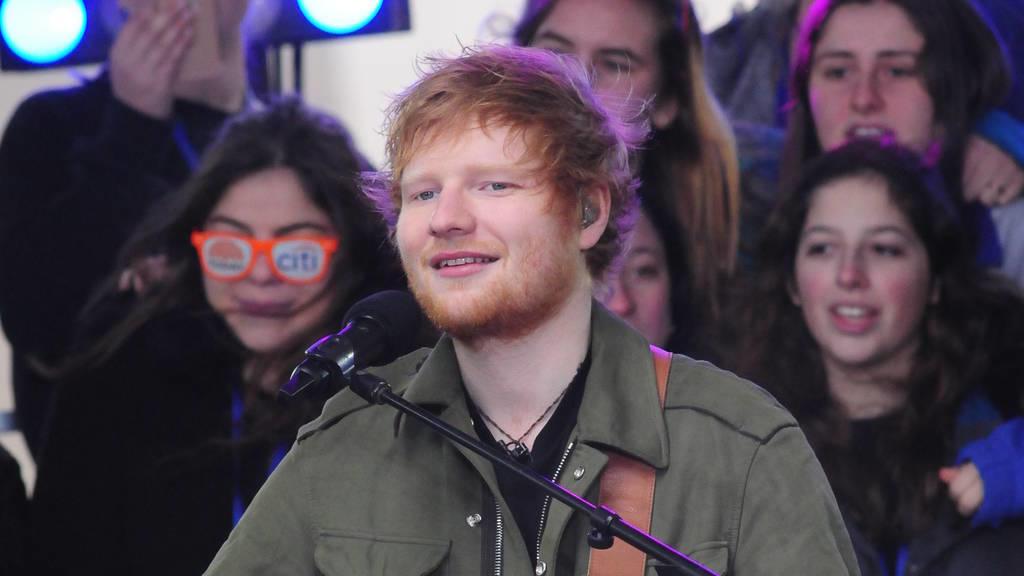 Nach heftigem Shitstorm: Ed Sheeran twittert nicht mehr