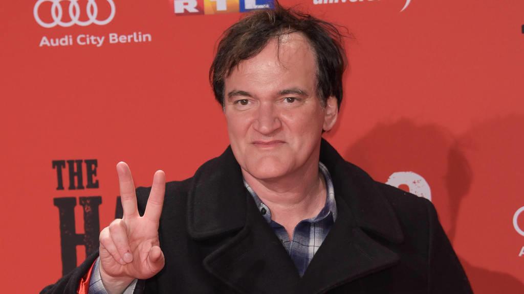 Quentin Tarantino Es wird wieder düster