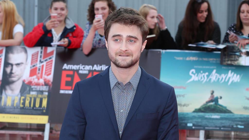 Harry-Potter-Star Daniel Radcliffe hilft Touristen nach blutigem Raubüberfall