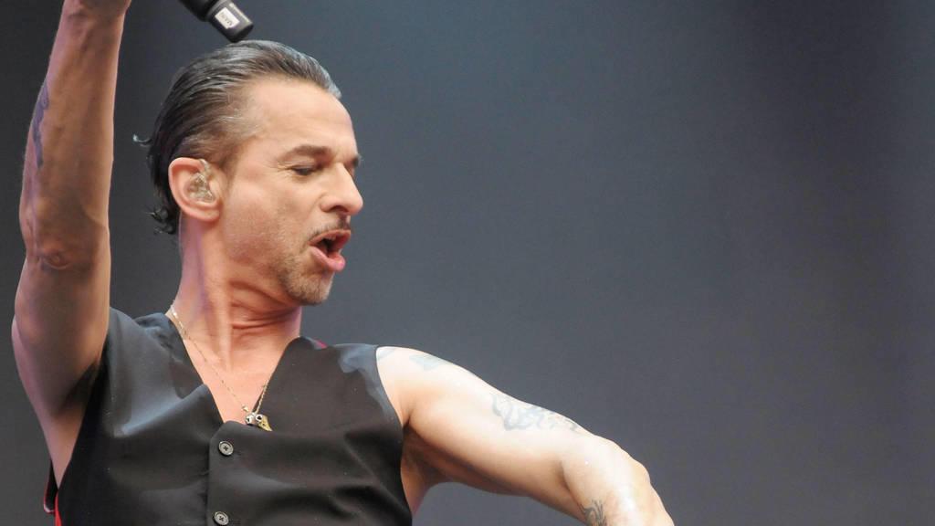 Depeche Mode sagen Konzert ab