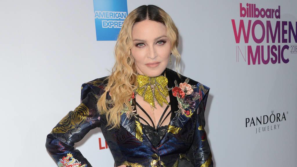 Madonna lässt Auktion von persönlichen Gegenständen stoppen