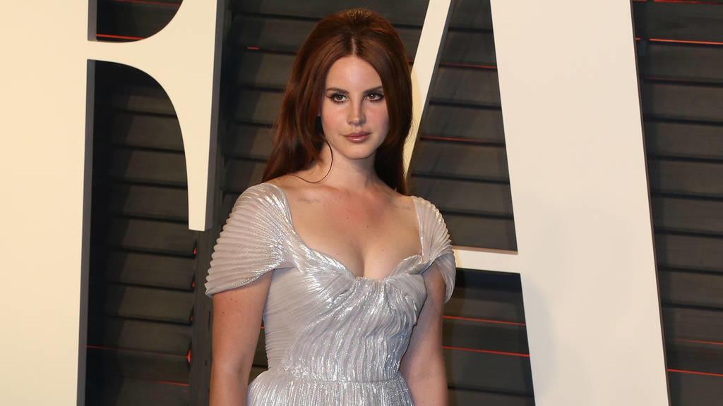 Lana Del Rey: Und sie kann doch lachen
