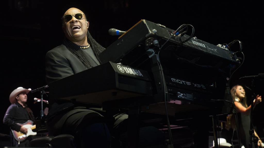Soul-Star Stevie Wonder hat wieder geheiratet