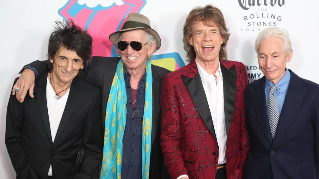 Rolling Stones arbeiten an neuem Album