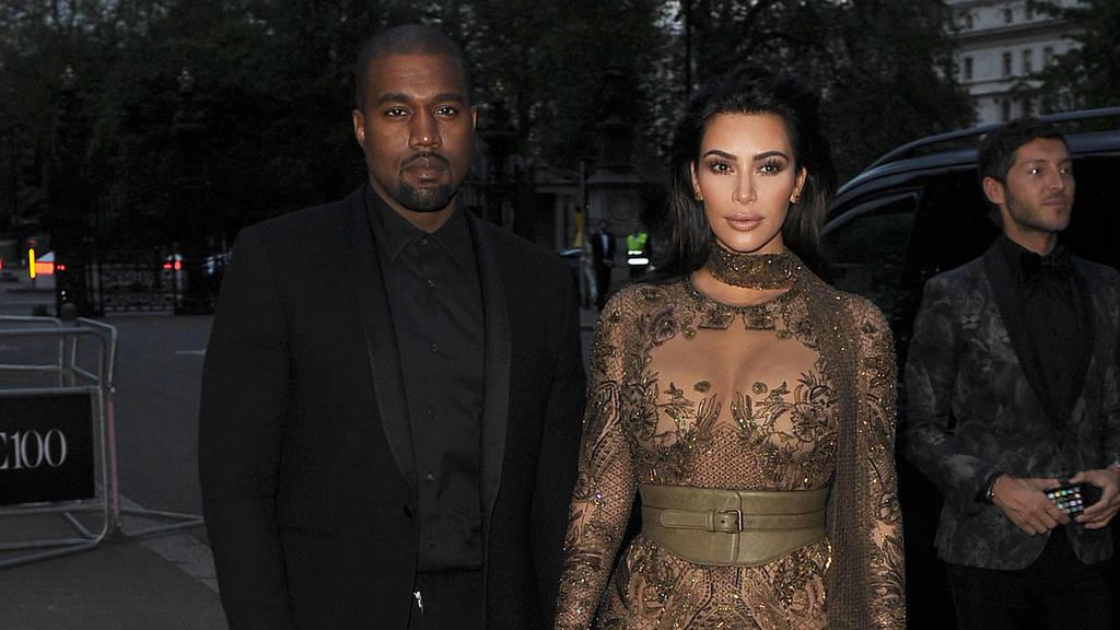 Kim Kardashian soll bald Nachwuchs erhalten