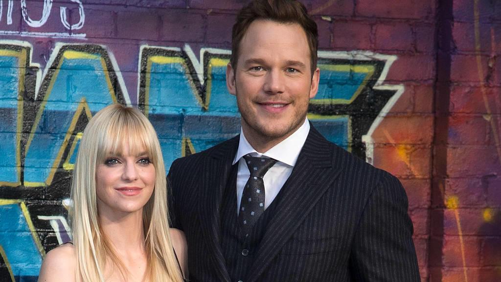 Chris Pratt und Anna Faris Liebesaus nach acht Jahren Ehe