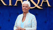 Judi Dench: Ganz vernarrt in Johnny Depp