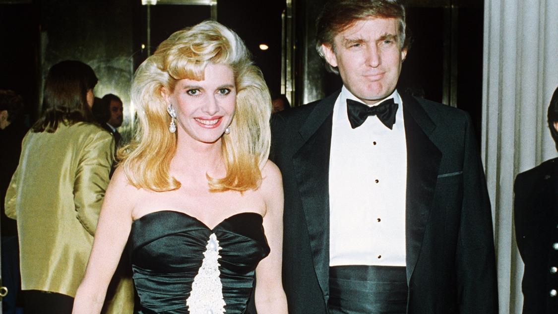Melania Trump mokiert sich über Ivanas First-Lady-Sager
