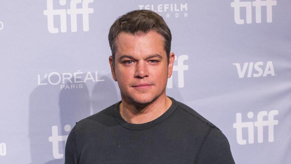 Matt Damon ist wieder Jason Bourne: Hoffentlich bin ich