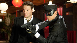 Wie 'Kick Ass', bloß besser: 'The Green Hornet'