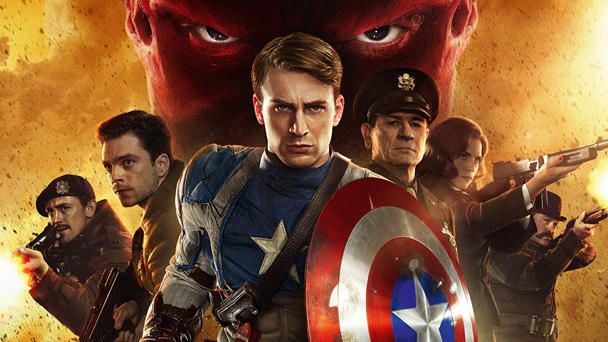 Rasanter Trailer: 'Captain America'
