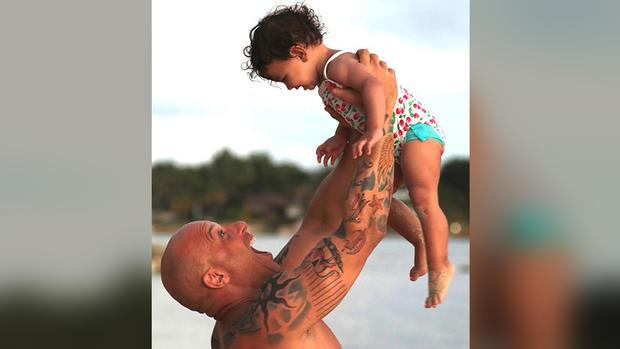 Vin Diesel: Emotionaler Post Zum Ersten Geburtstag Seiner