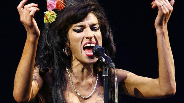 Amy Winehouse Tot