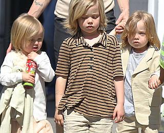 Jolie Pitt Kinder
