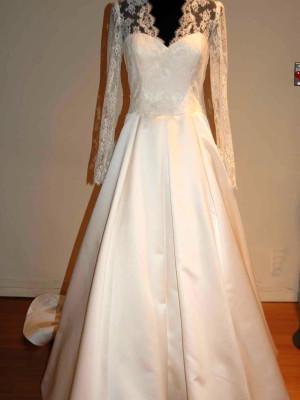 Wann Hochzeitskleid Kaufen