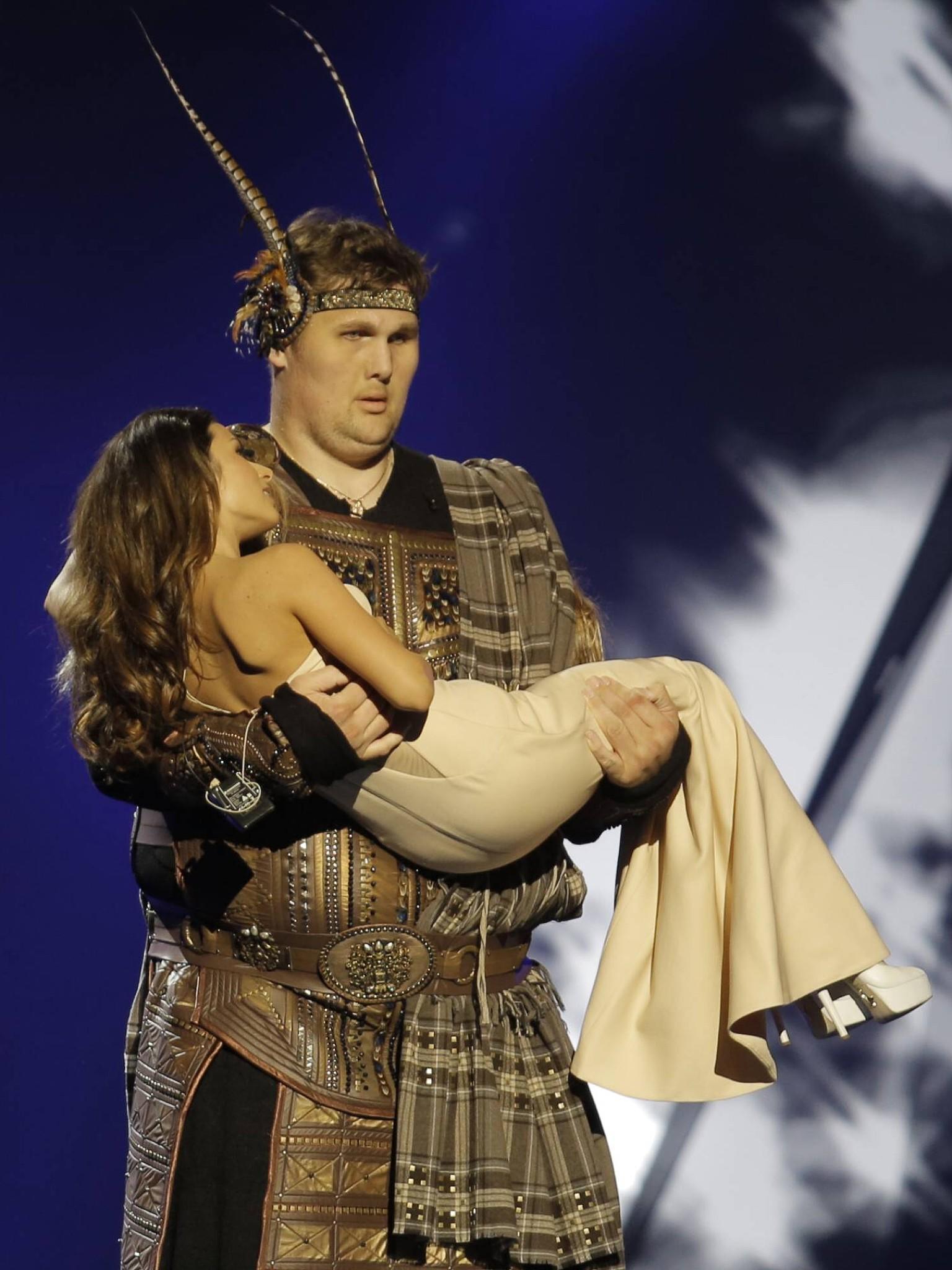 eurovision favoriten