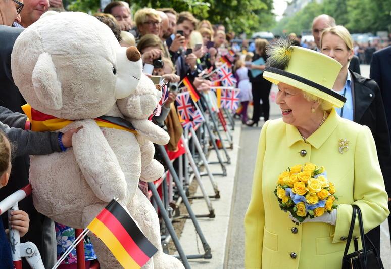 Queen Besuch In Deutschland