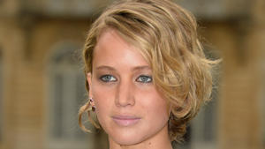 Jennifer Lawrence liebt jede Minute...