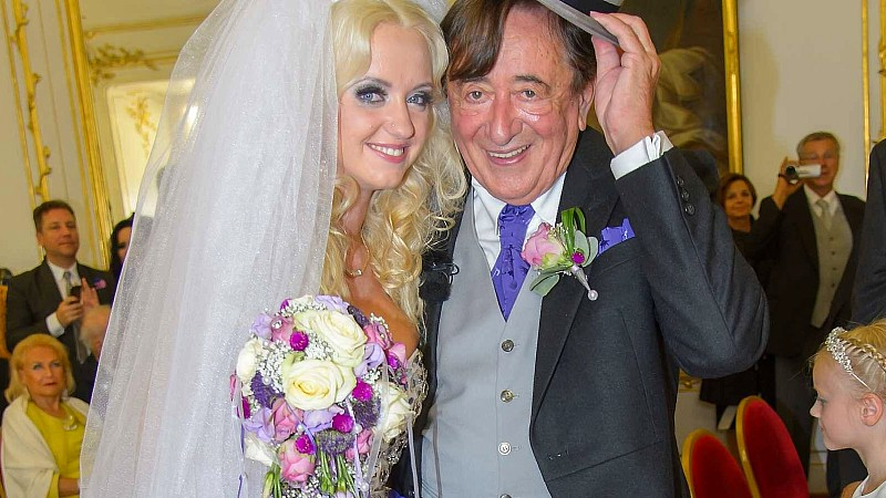 Richard Lugner Hochzeit