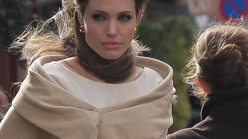 Filmsex! Angelina Jolie plaudert über Bettszenen mit