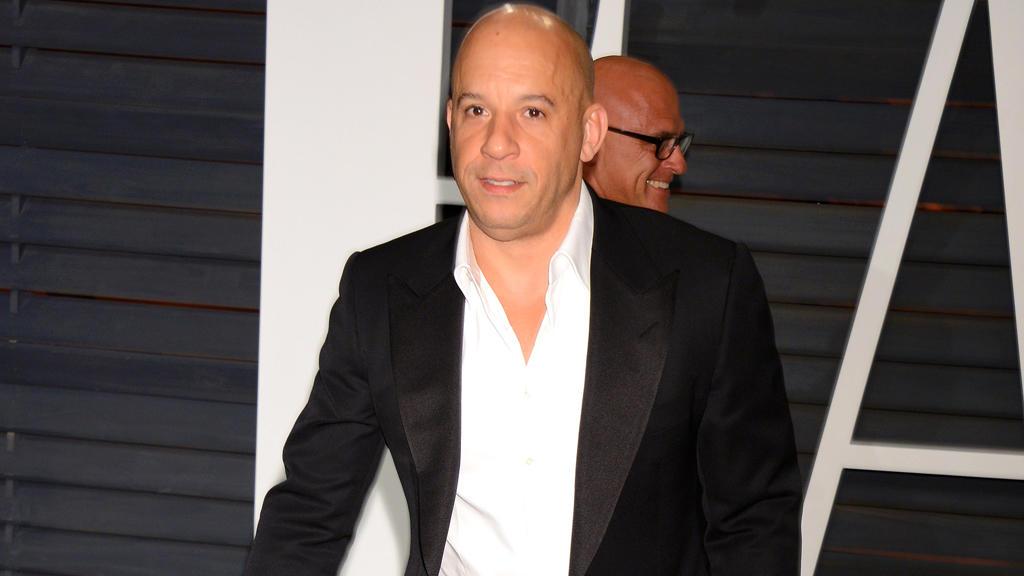 Vin Diesel: Tochter Heißt Pauline