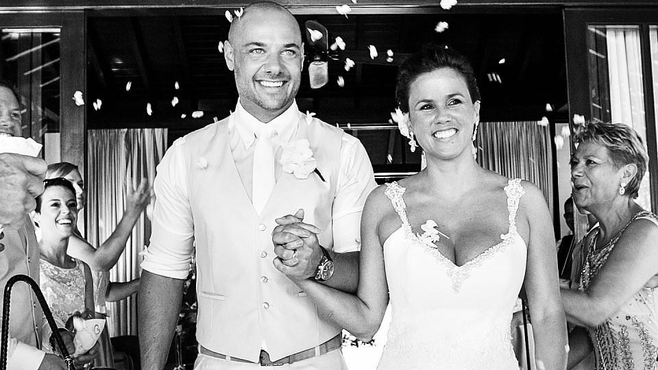 Bachelor Hochzeit