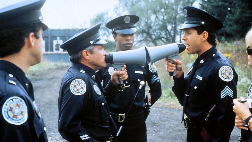 Schauspieler Police Academy