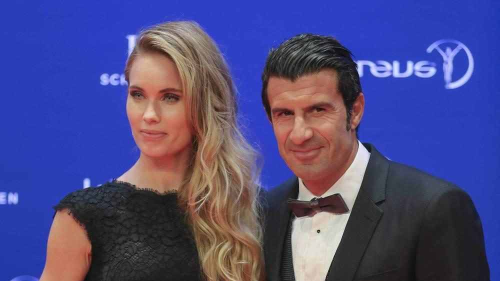 Luis Figo Tochter