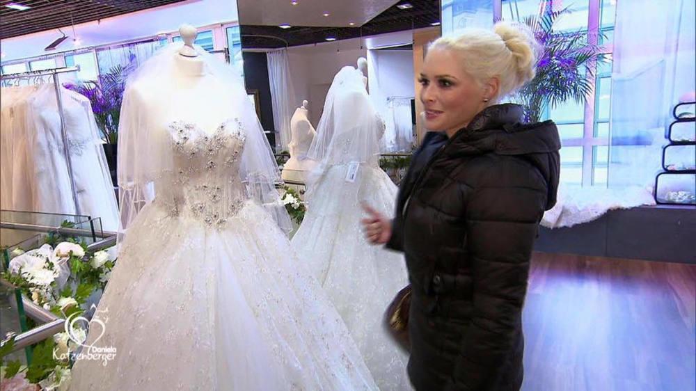 Hochzeitskleid Katzenberger