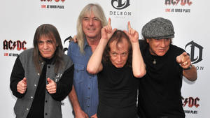 AC/DC-Gründer Malcolm Young ist tot