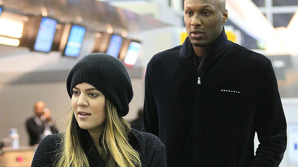 Khloé Kardashian reicht erneut Scheidung von Lamar Odom ein