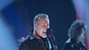 James Hetfield von Amy-Winehouse-Fi...