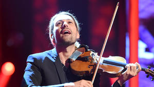 David Garrett: Fit durch Schlaf
