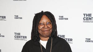 Whoopi Goldberg: Maggie Smith half ...