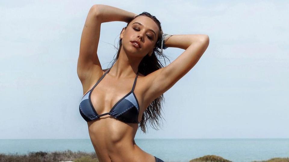 Bikini-Model spricht Klartext: So sehr quält sich für ihre ...  Bikini-Model sp...