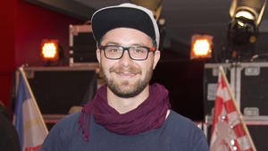 Mark Forster: Der Kippen-Boy für Th...