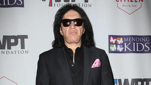 Gene Simmons: Er will seine Handges...